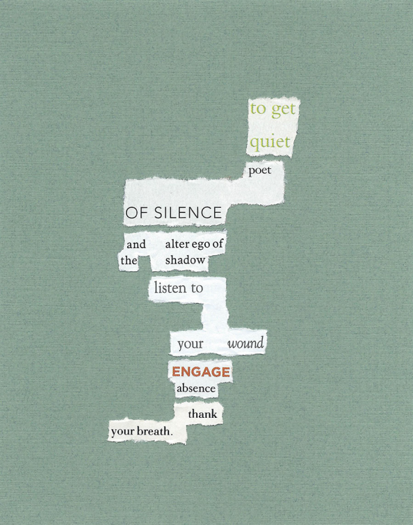 to get quiet